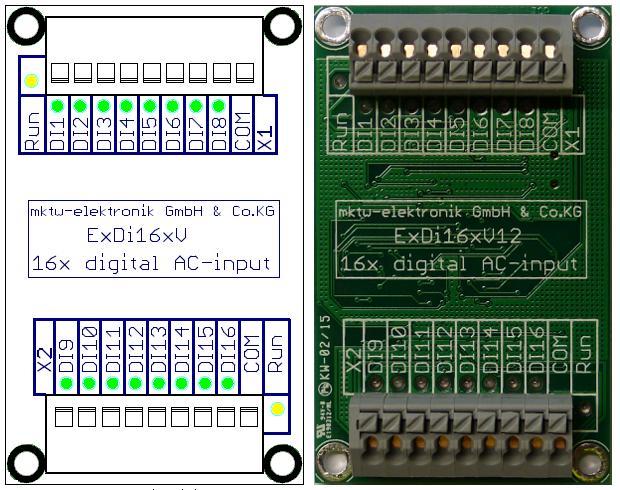 ExDi16 – Rückmelder